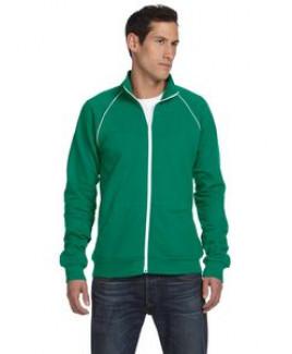Canvas Men's Piped Fleece Jacket