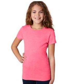 NEXT LEVEL APPAREL Youth Princess CVC T-Shirt