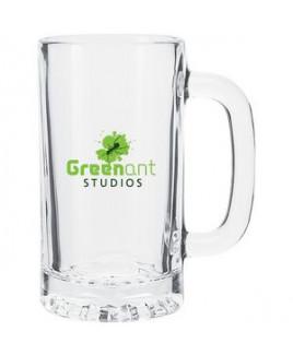 16oz Tankard Mug (Clear)