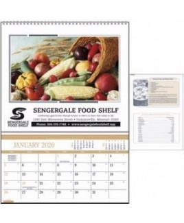 Triumph® Recipe Pocket Calendar