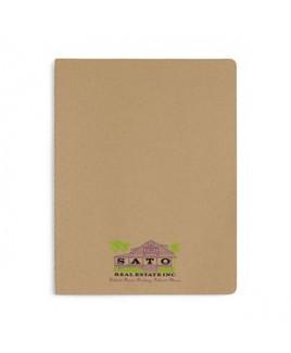 Moleskine® Cahier Ruled Letter Sized Journal - Kraft