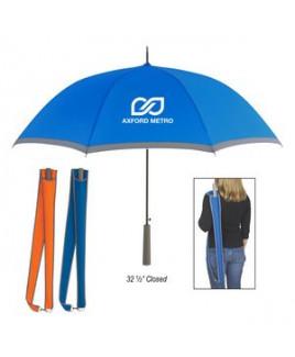 "46"" Arc Two-Tone Umbrella"