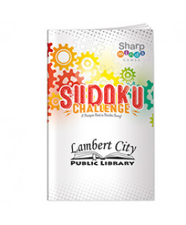 BIC Graphic® Sharper Minds Games: Sudoku Challenge