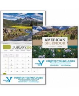 Triumph® American Splendor Pocket Calendar