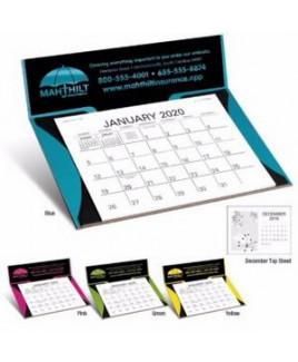 Triumph® Curved Memo Desk Calendar