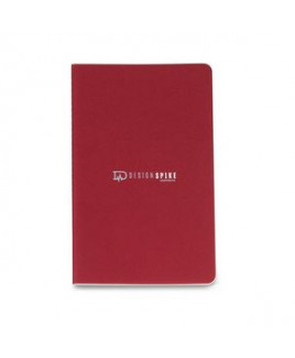 Moleskine® Cahier Ruled Large Journal - Cranberry Red