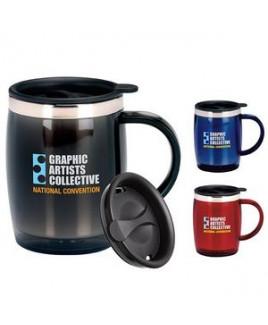 16 Oz. BIC Graphic® Desk Jockey Mug