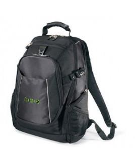 Vertex® Computer Backpack - Black-Grey