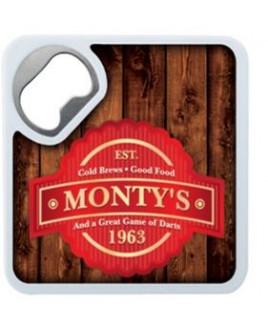 Good Value® Bottle Opener Coaster