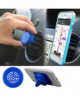 """""""Bise"""" Automotive Magnetic Cell Phone Docking Station"""