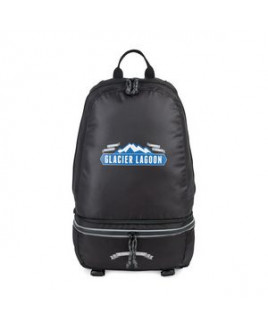 Birch Convertible Backpack - Black