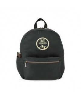 Russell Cotton Backpack - Deep Forest Green