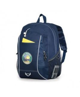 Atlas Computer Backpack - Navy Blue
