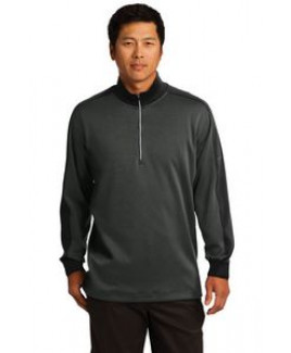 Nike Golf Men's Dri-FIT 1/2-Zip Cover-Up Shirt