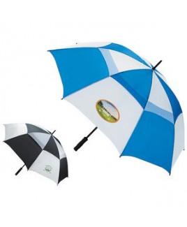 """BIC Graphic® Ventilated Large 62"""" Golf Umbrella"""