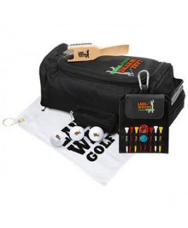 Callaway® Club House Travel Kit w/Warbird 2.0 Golf Balls