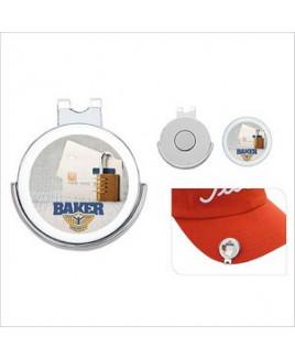 Good Value® Golfer's Ball Marker Hat Clip