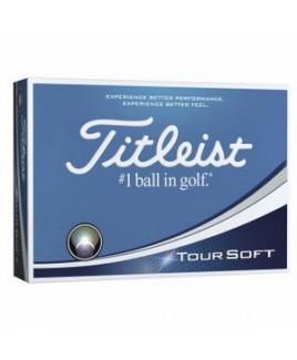Titleist® Tour Soft Golf Ball Std Serve