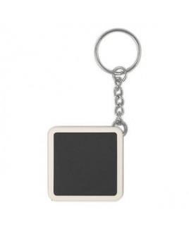 Square Tape Measure Key Tag