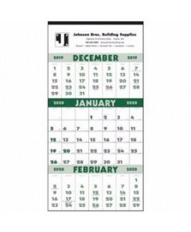 Triumph® 3 Month Planner w/12 Sheet Calendar