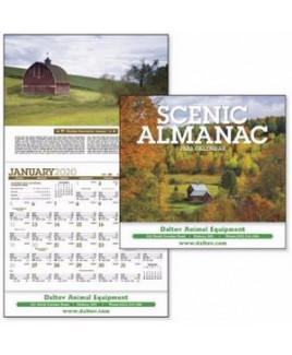 Triumph® Scenic Almanac Calendar
