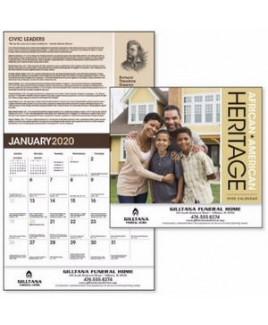 Triumph® African American Heritage Family Calendar
