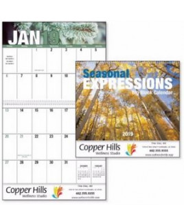 Good Value® Seasonal Expression Big Block Calendar