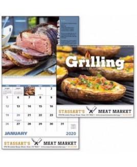 Good Value® Grilling Calendar (Spiral)