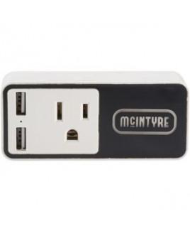 Light Up Logo Wifi Smart Plug with USB Output