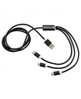 Realm 3-in-1 Long Charging Cable