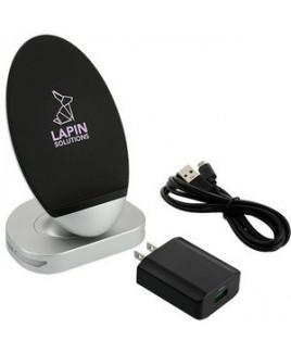 Fleet 10W Fast Wireless Charging Stand Kit