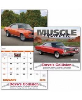 Good Value® Muscle Thunder Calendar (Stapled)