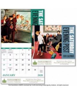 Good Value® The Saturday Evening Post Calendar (Stapled)