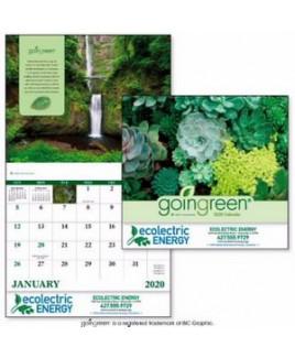 Good Value® goingreen® Calendar (Stapled)