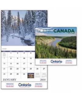 Good Value® Scenic Canada Calendar (Stapled)