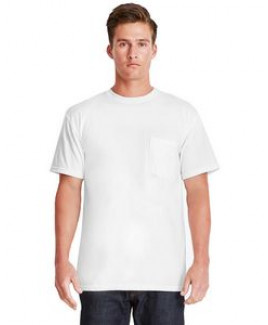 NEXT LEVEL APPAREL Adult Inspired Dye Crew with Pocket