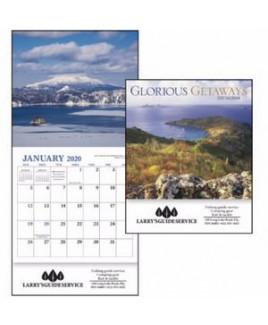 Good Value® Glorious Getaways Mini Calendar