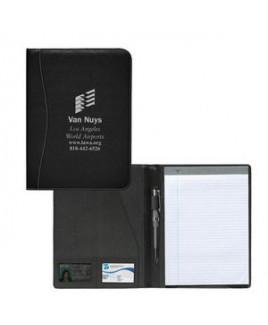 Executive Stitched PVC Standard Size Padfolio