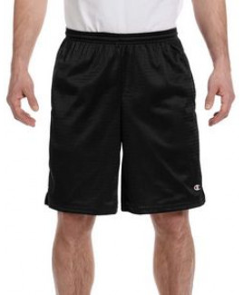 Champion Adult 3.7 oz. Mesh Short with Pockets