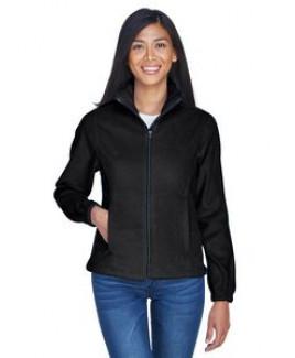 ULTRACLUB Ladies' Iceberg Fleece Full-Zip Jacket