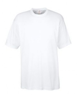 ULTRACLUB Men's Cool & Dry Basic Performance T-Shirt