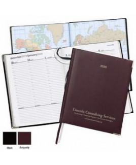 Triumph® Symphony International Weekly Desk Planner