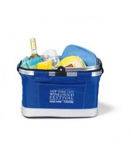 All Purpose Basket Cooler - Royal Blue