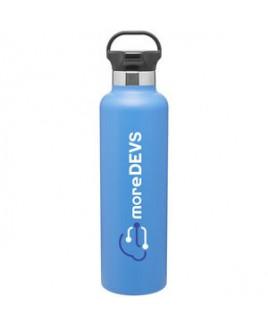 24oz H2go Ascent Bottle (Matte Aqua)
