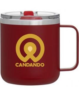 12oz Camper Mug (Matte Red)