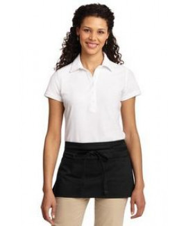 Port Authority® Easy Care Reversible Waist Apron w/Stain Release