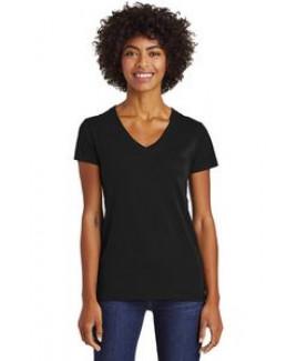 Alternative® Women's Runaway Blended Jersey V-Neck Tee