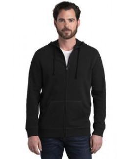Alternative® Men's Indy Blended Fleece Zip Hoodie