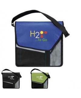 Atchison® Slant Flap Messenger Bag