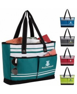 Atchison® Two Pocket Fashion Tote Bag